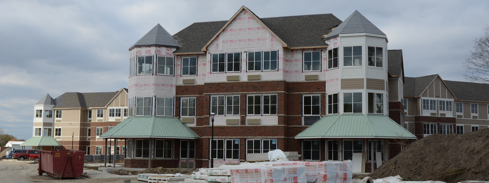 Kem tec a group of companies for Home building companies in michigan